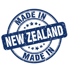 made in new zealand vector image vector image