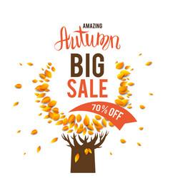 Big seasonal sale vector