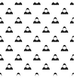 Hood pattern vector