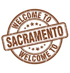 Welcome to sacramento vector