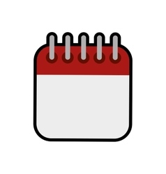 Calendar icon planner concept graphic vector