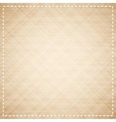 canvas vector image