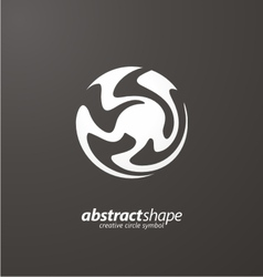 Abstract symbol vector