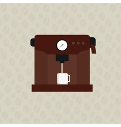 Coffe time vector