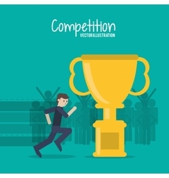 Competition icon design vector
