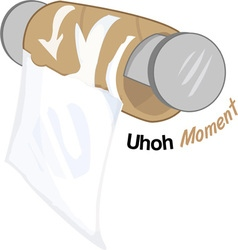 Uhoh moment vector