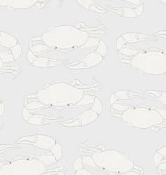Krabbi12 vector image