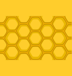 Honeycomb for background vector