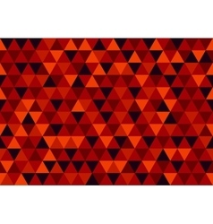 Retro triangle pattern sexnroll vector