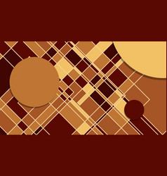 Squares abstract background business presentation vector