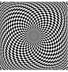 Circular rotation movement vector
