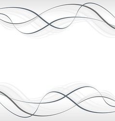 Abstract white backround vector