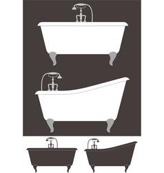 Bathtub vector