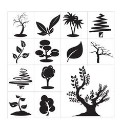 Nature symbol vector image