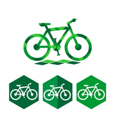 Bike icon design vector
