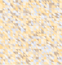 diamonds seamless triangle abstract pattern vector image vector image