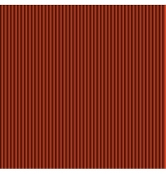 Orange galousie volume of vertical lines vector