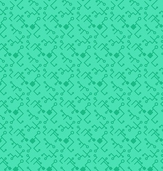 Computer processor chip seamless pattern vector