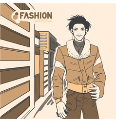 Fashion style07 vector