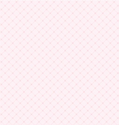 Pink seamless abstract geometric pattern in vector image vector image