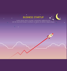 Business start up concept vector
