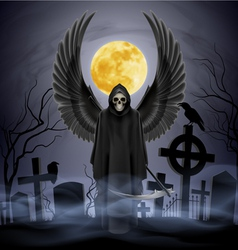 Angel of death vector