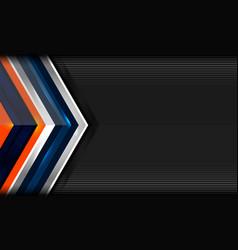 Background geometric vector