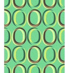 Trendy retro seamless pattern vector
