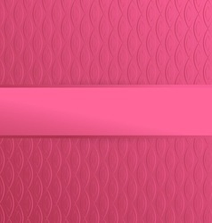 background pink vector image