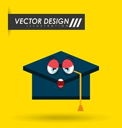 character School Supply design vector image vector image
