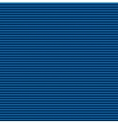 Blue galousie volume of horizontal lines vector