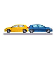Car and Transportation Case vector image vector image