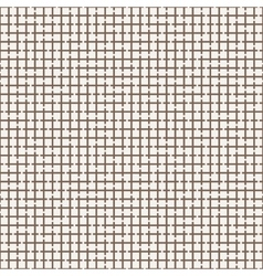 seamless pattern of randomly connected vector image