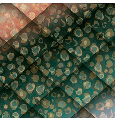 Abstract backgrounds animal prints design vector image