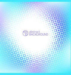 Abstract glowing backgound vector