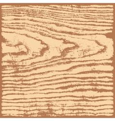 Beige brown wood texture background vector image vector image
