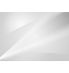 Abstract grey smooth gradient backdrop vector