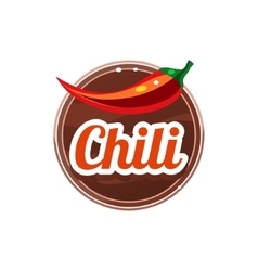 Chili spice vector