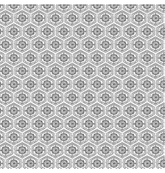 Textile background design vector