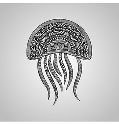 Jellyfish vector image