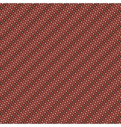 Seamless pattern of dots vector
