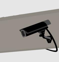 Cctv camera vector
