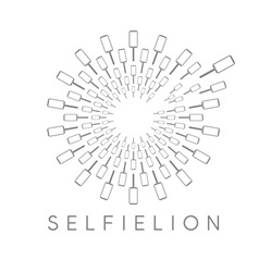 Dandelion with phones and selfie stick design vector