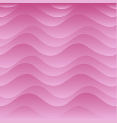 wavy abstract background eps 10 vector image