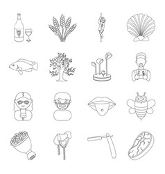 Alcohol medicine justice and other web icon in vector