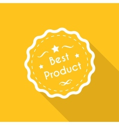 Best product label vector