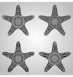 Star Collection vector image