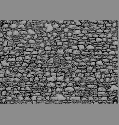 stone background vector image
