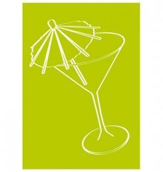 restaurant theme vector image