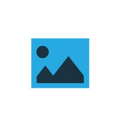 image colorful icon symbol premium quality vector image